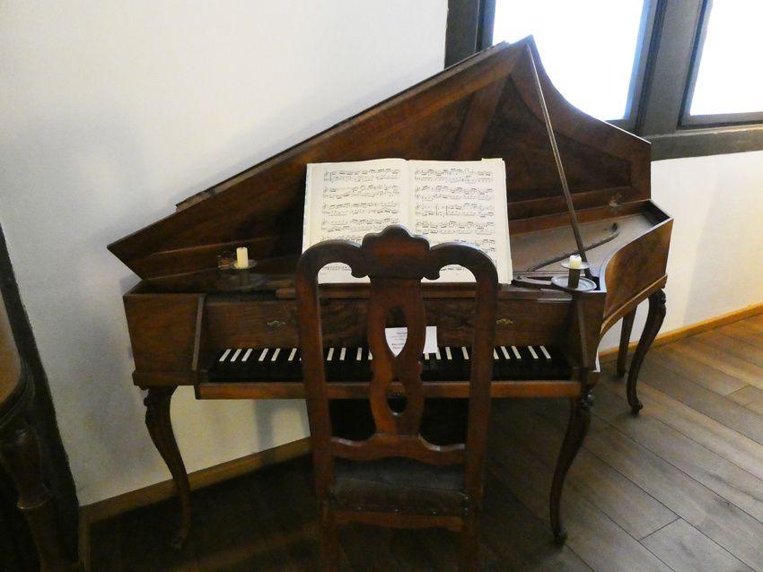 Clavecin et orgue. Ph. Delahaye.