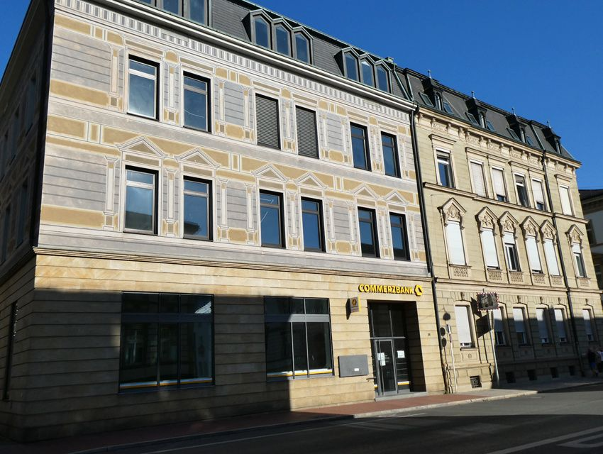 Centre ville de Bamberg. Ph. Delahaye.