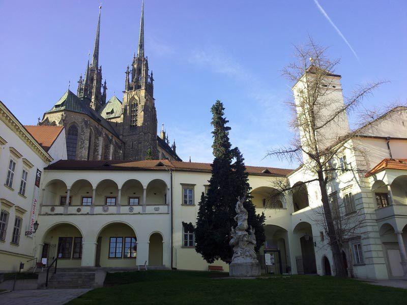 Musée Mendel à l'Université Masaryk.