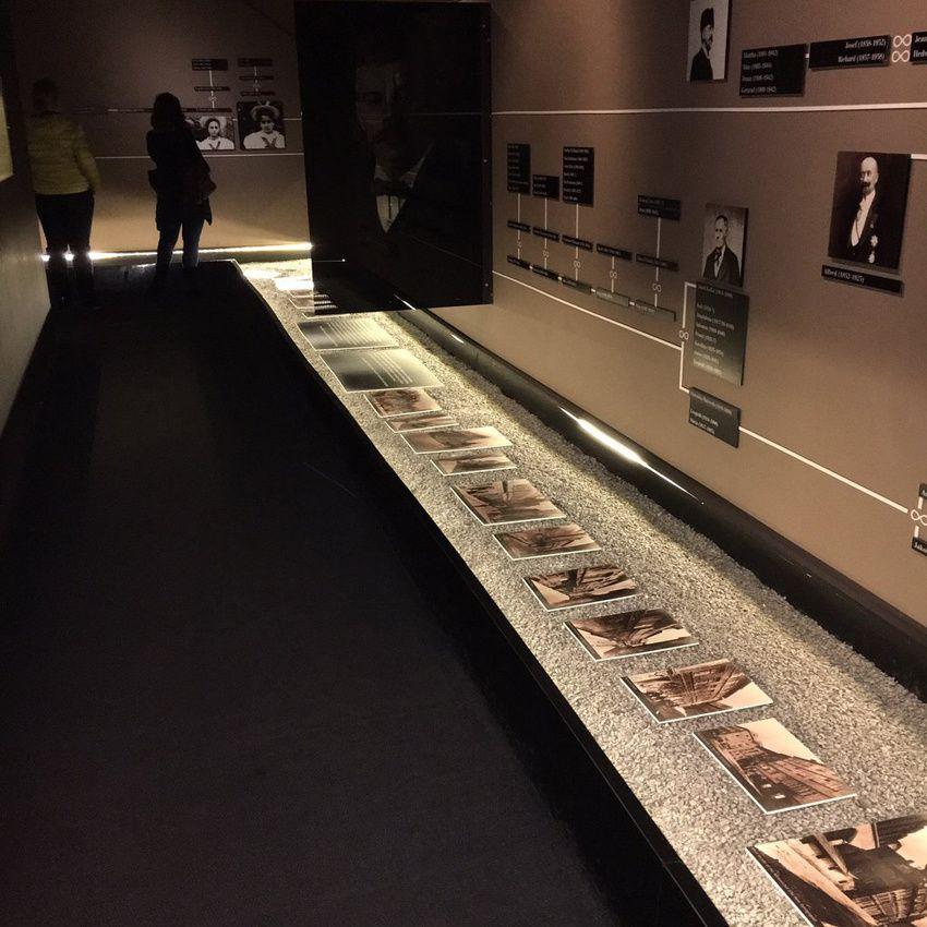 Musée Franz Kafka. Ph. Delahaye.