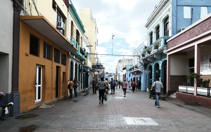 Aperçu du centre ville historique. Ph. Delahaye.