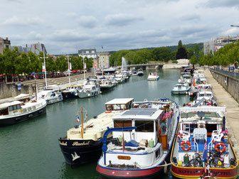 L'avenir du canal de la Meuse