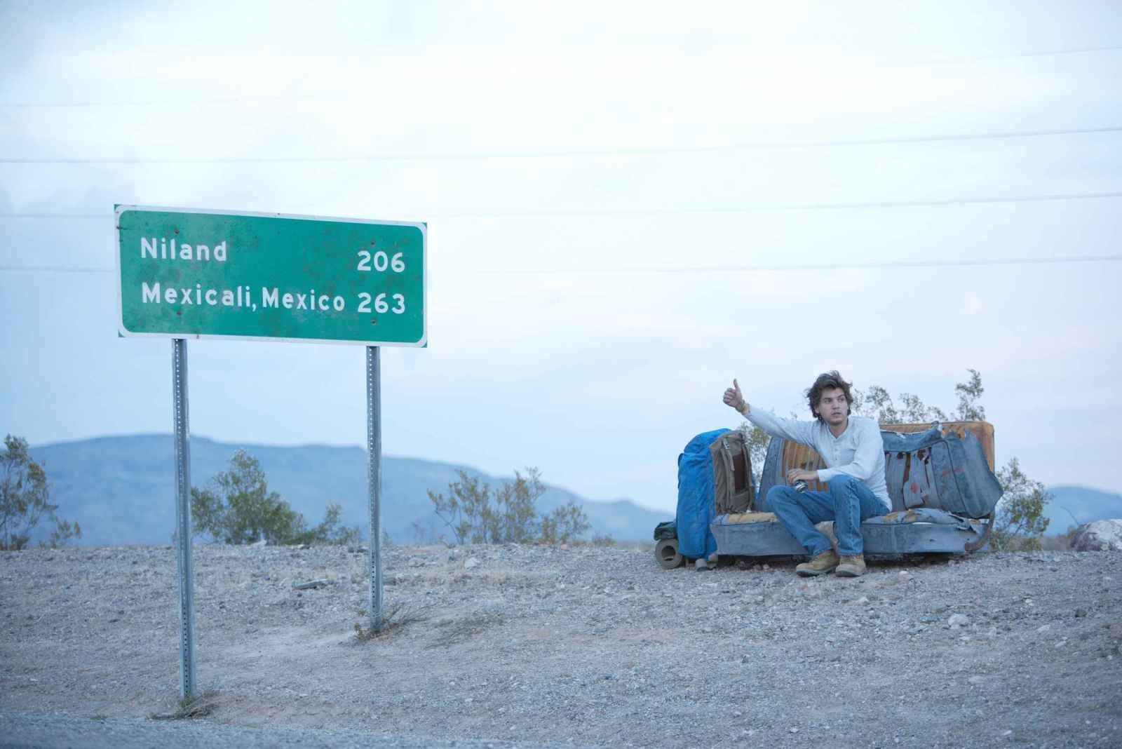 Into the wild (2007) Sean Penn