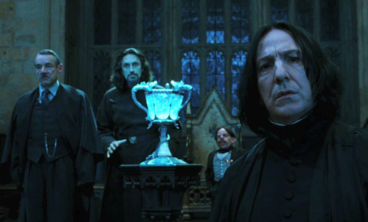 Harry Potter et la coupe de feu (2005) Mike Newell