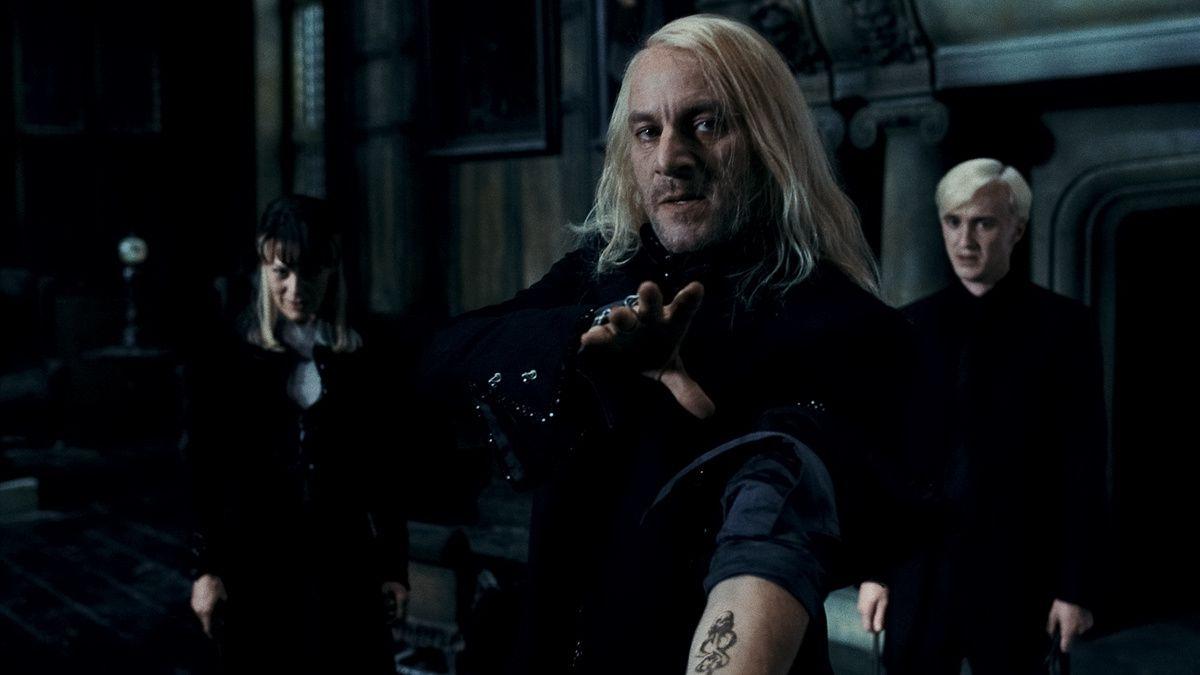 Harry Potter et les reliques de la mort - Part 1 (2010) David Yates