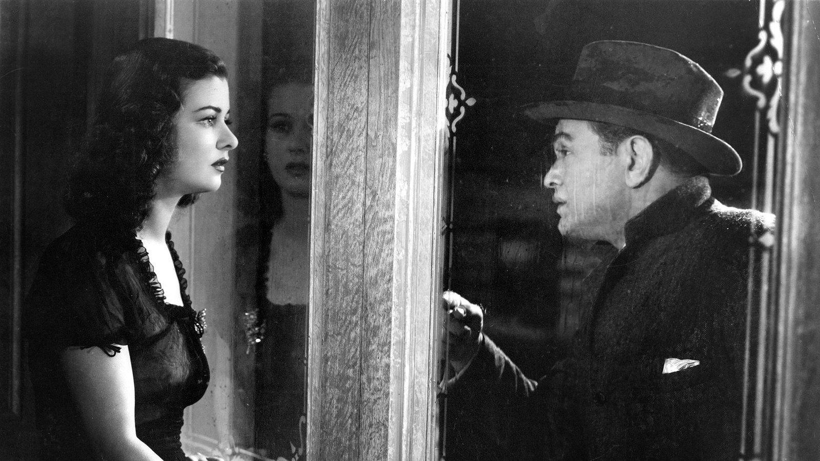 La femme au portrait (1944) Fritz Lang