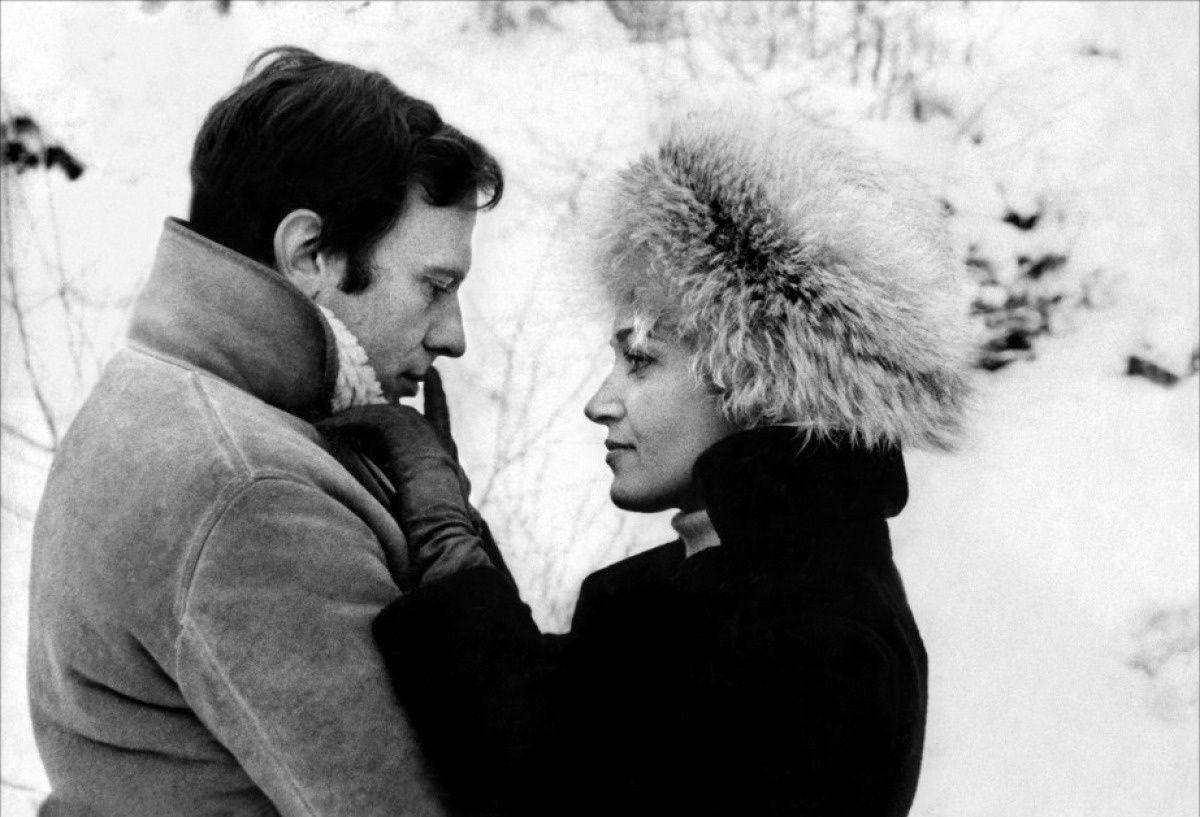 Ma nuit chez Maud (1969) Éric Rohmer