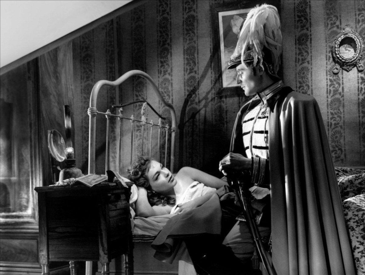 La ronde (1950) Max Ophuls