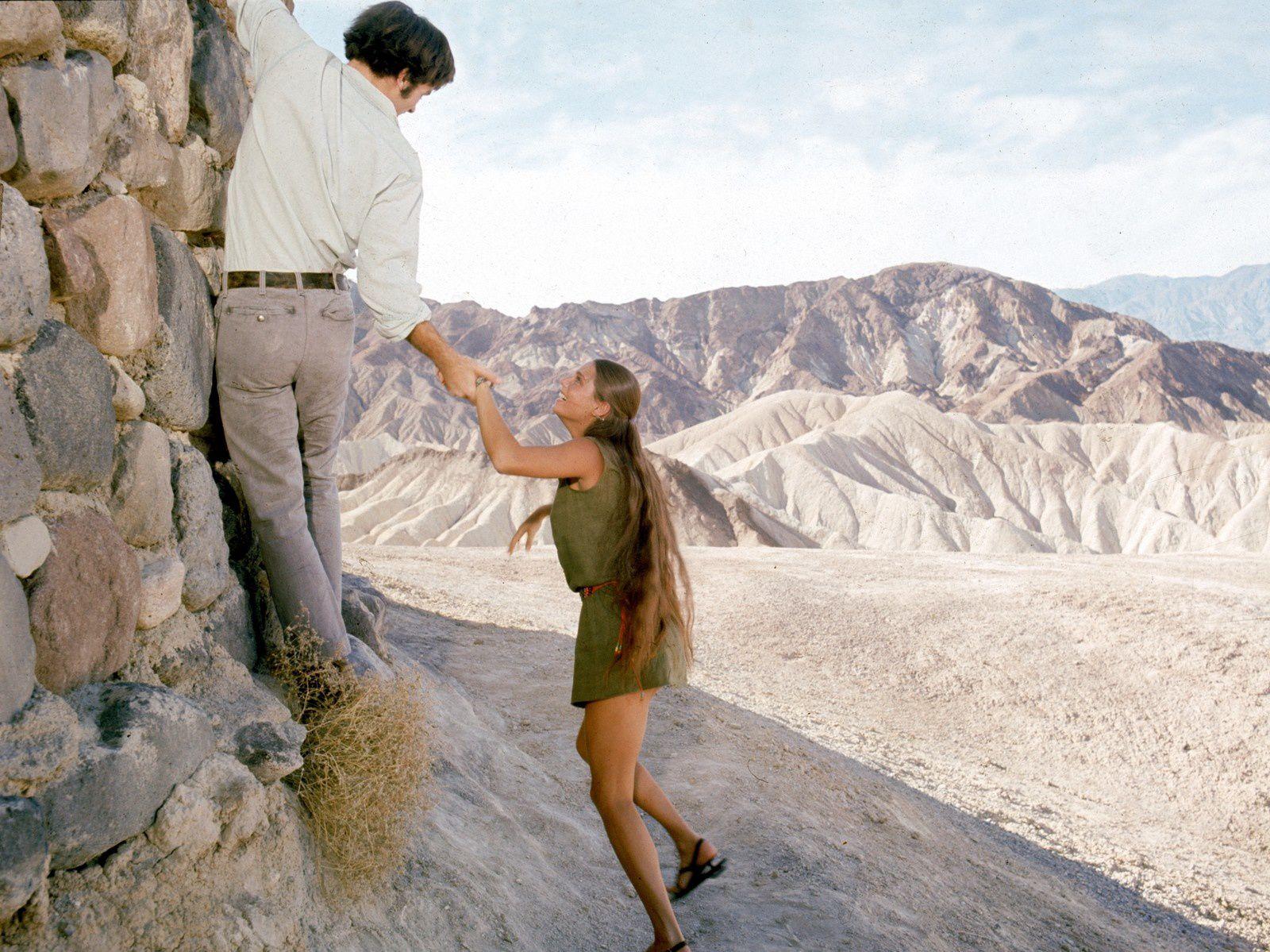 Zabriskie Point (1970) Michelangelo Antonioni