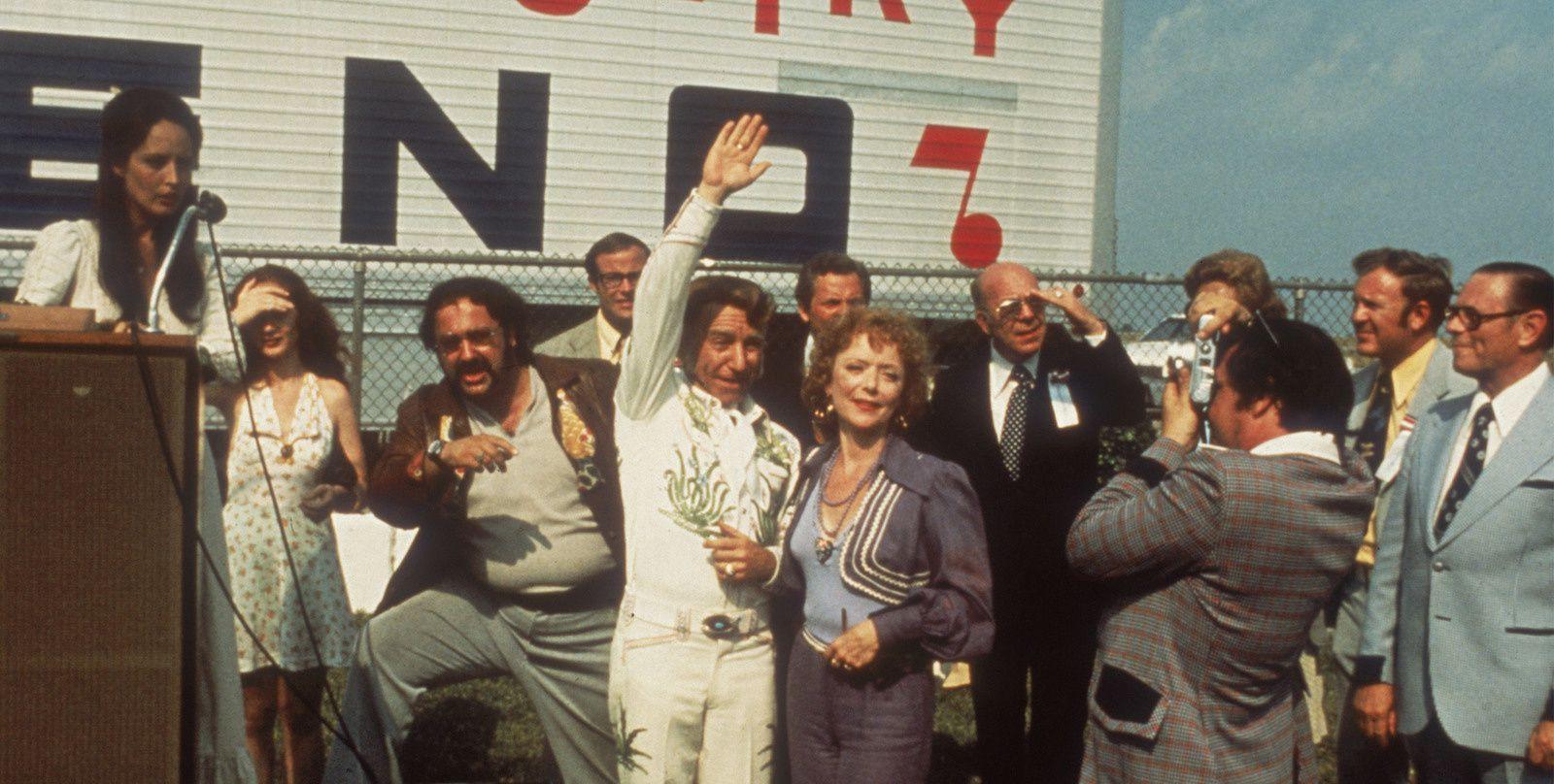 Nashville (1975) Robert Altman