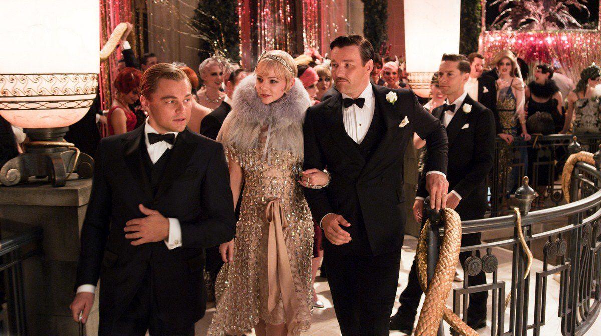 Gatsby le magnifique (2013) Baz Luhrmann