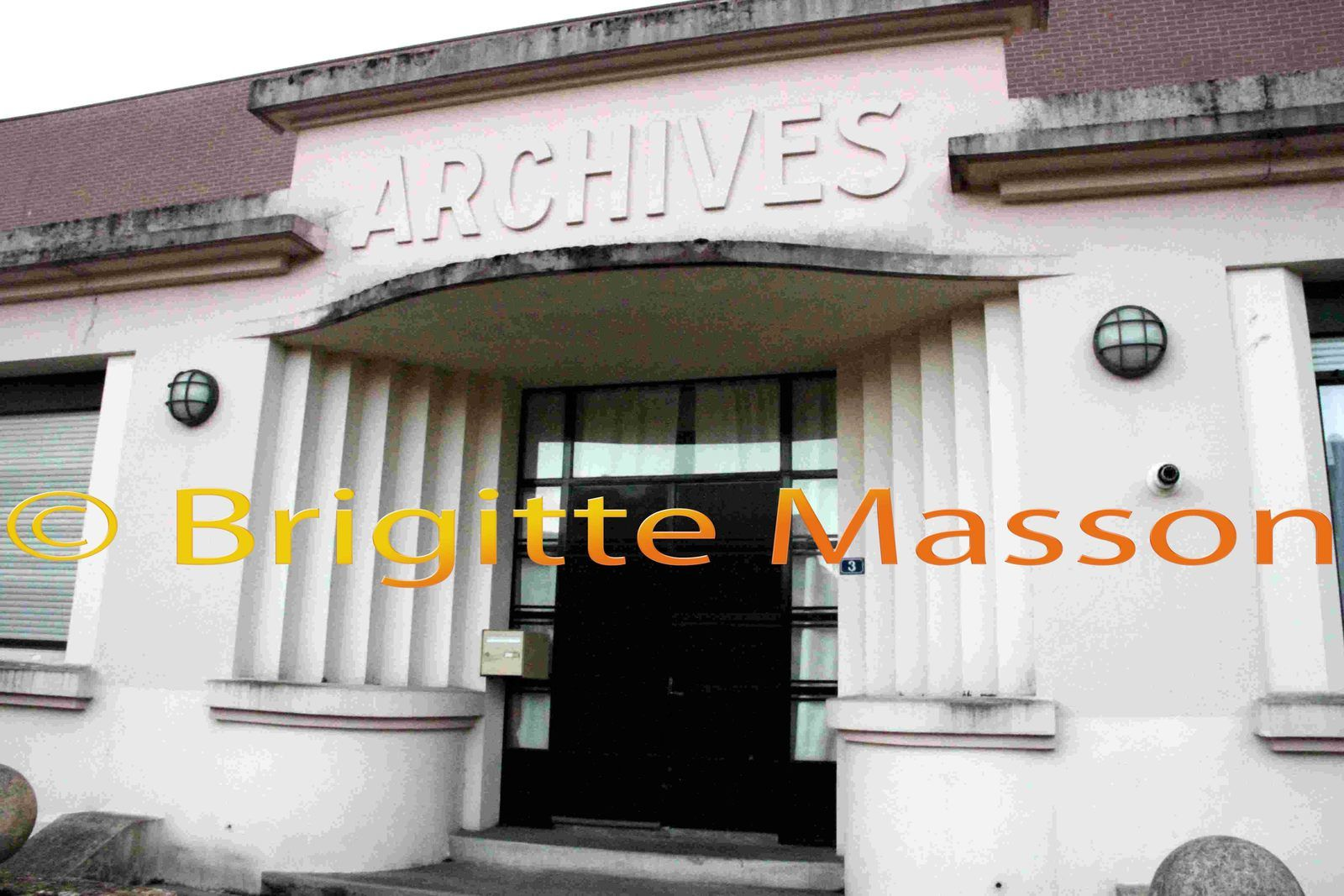 Appel Pour Sauver Les Archives Nationales Brigitte Masson