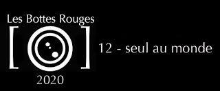 Semaine 12 #seul(e) au monde