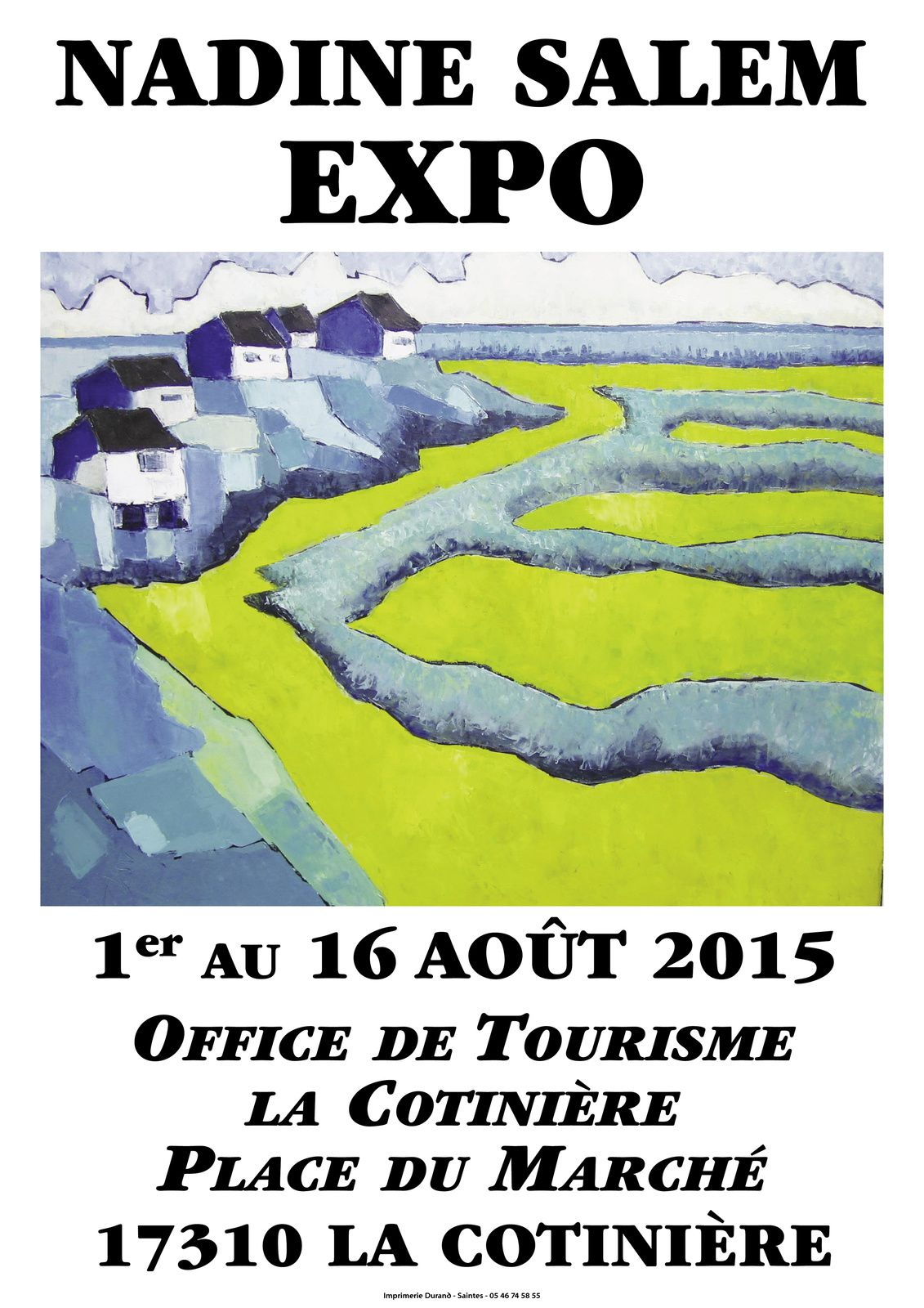 2015, les expositions