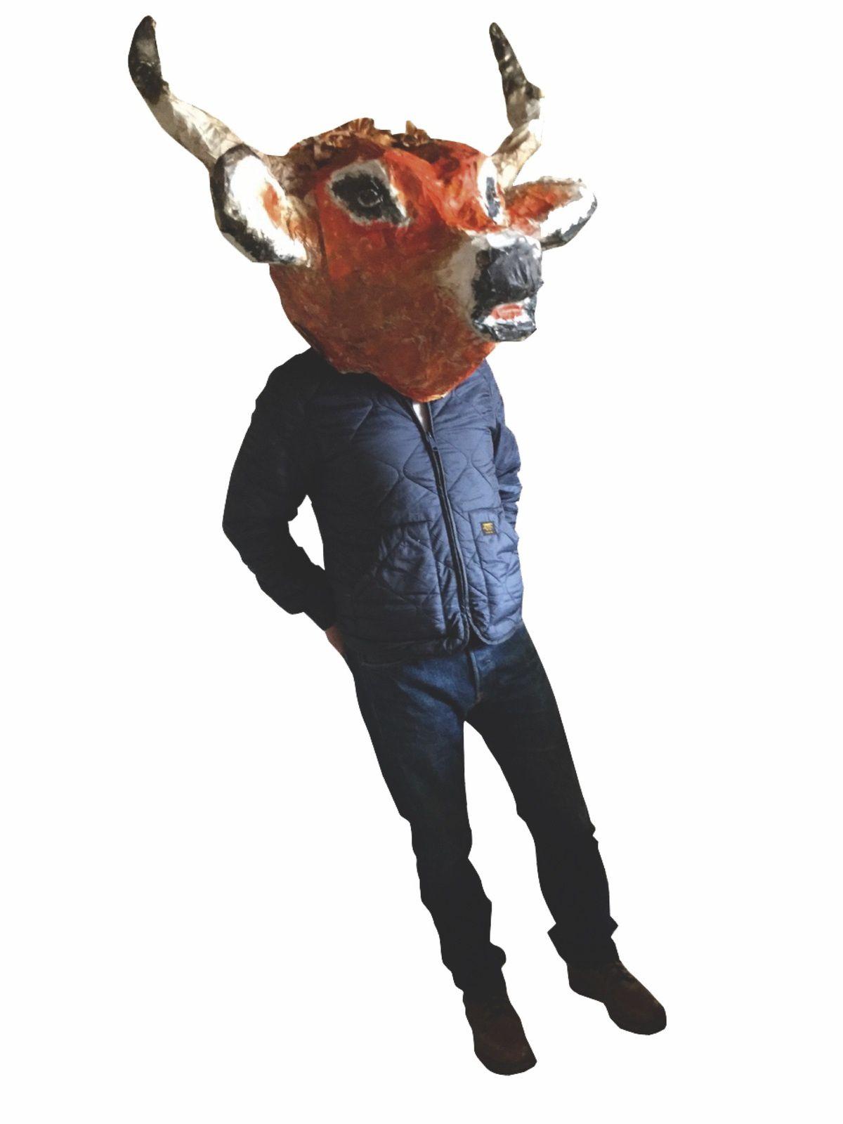 Homme Vache
