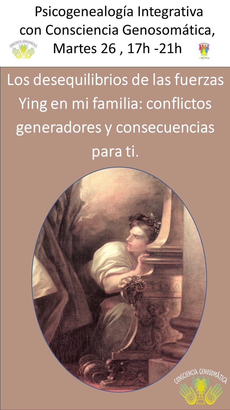 Los extremos del Ying, un enfoque de Psicogenealogia Integrativa.