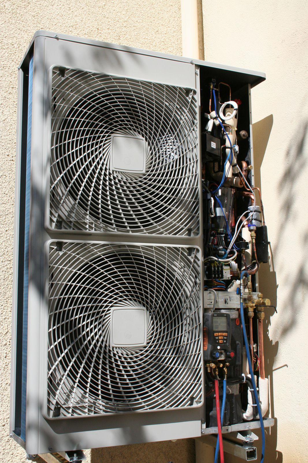 Installation Pompe a Chaleur Daikin
