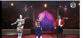 Le grand cirque du monde