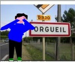 Dame orgeuil