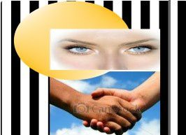 Les yeux de l'amitié