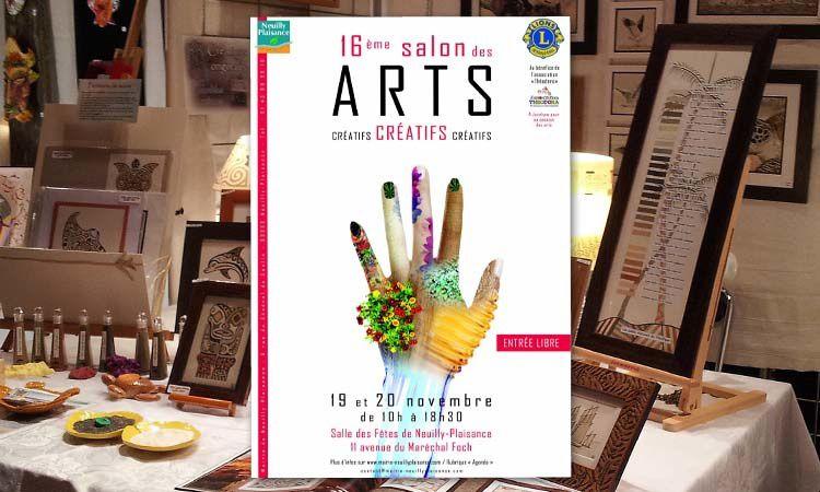 Salon des Arts créatifs de Neuilly Plaisance
