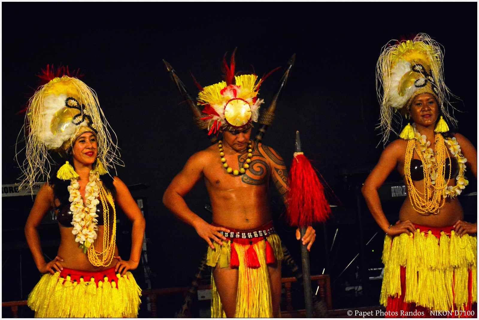 Toujours des danses & spectacles magnifiques