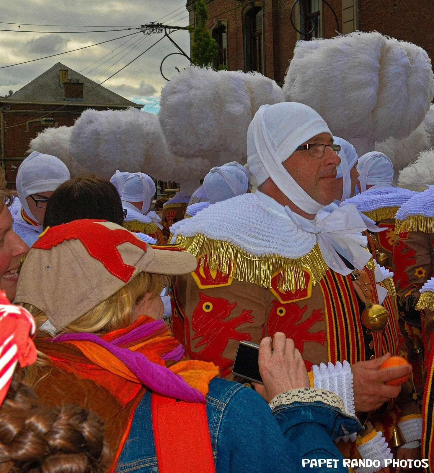 Un Carnaval avec un grand C. de la discipline, une ambiance terrible  Bravo