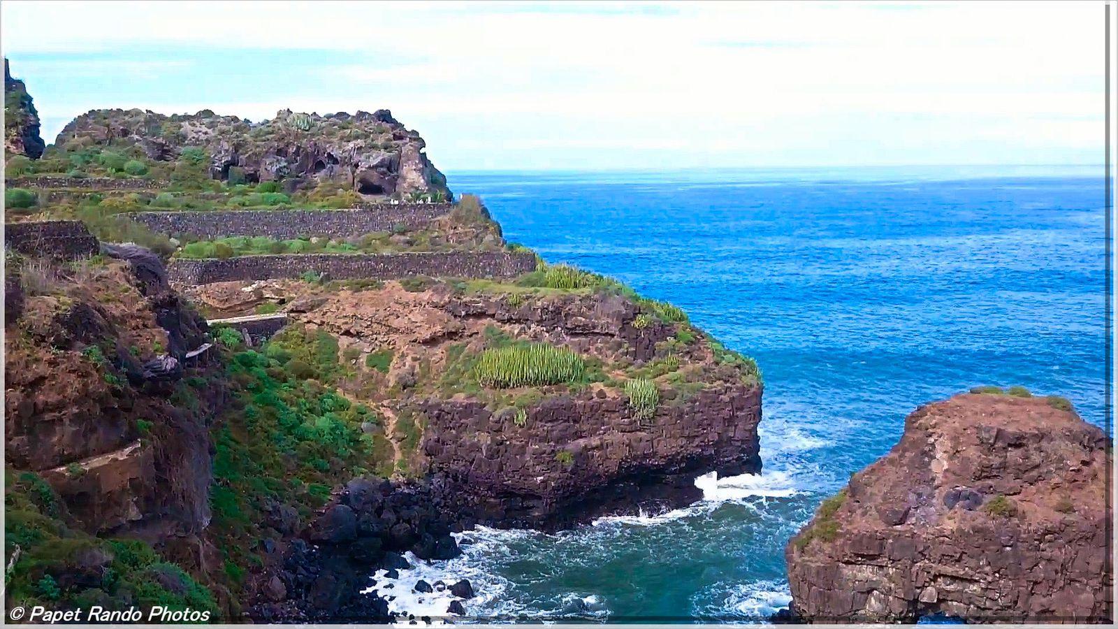 Plus de 15 ans a Tenerife, avec Balades sur le Teidé , Puerto etc  = beaucoup de km a pied