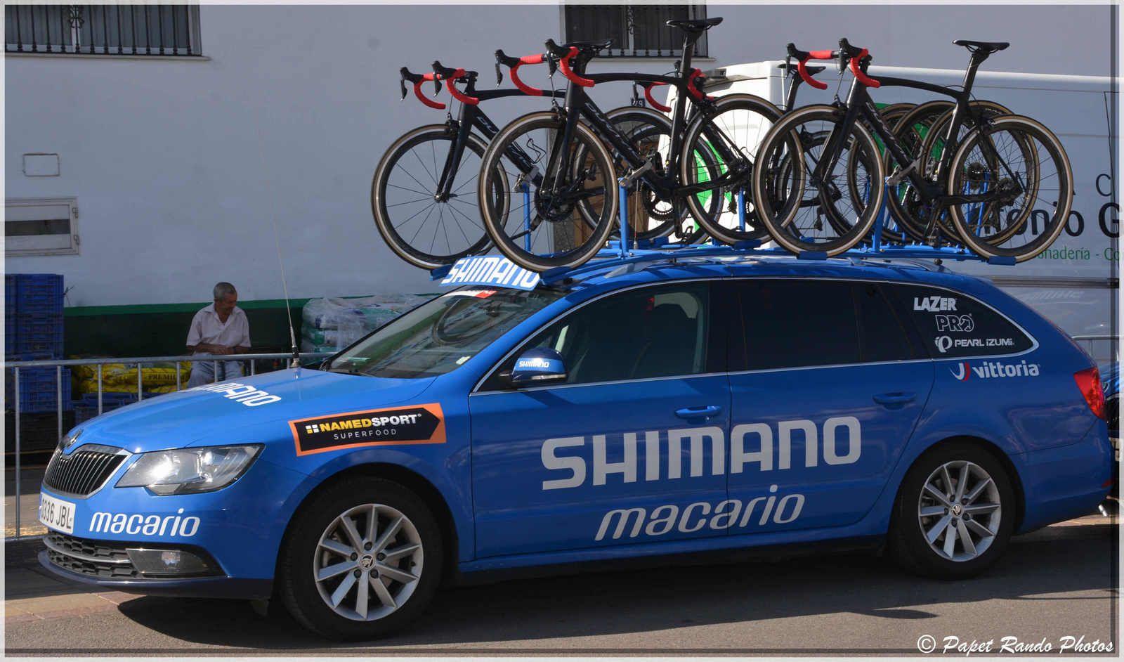 Un petite semaine sur la Vuelta 2017, en Andalucia, Coin, Marbella, etc sous un beau soleil  38° CHAUD CHAUD ( merci a  notre chauffeur Miguel, sans qui rien de possible, des Amis super sympa ) )