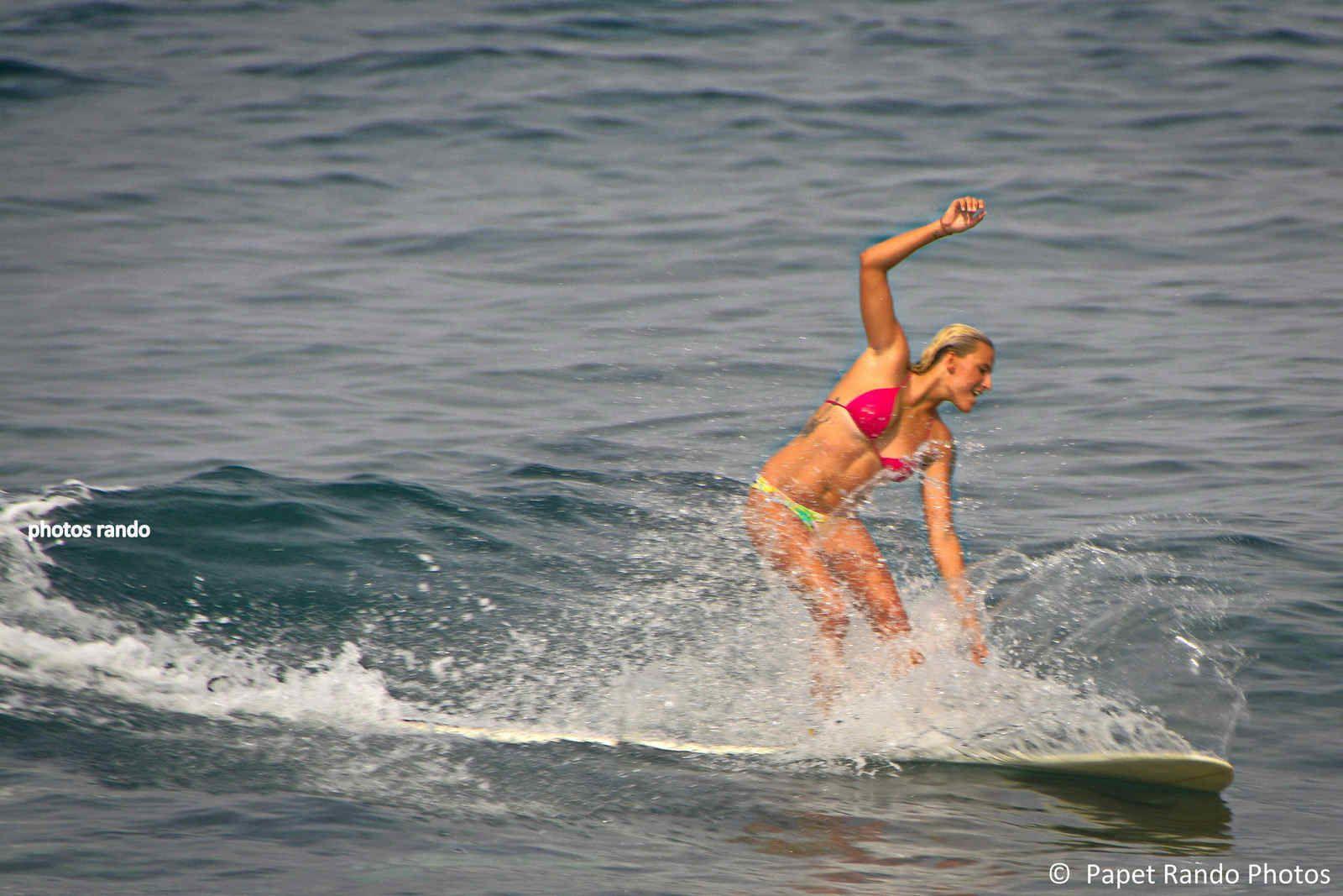Photos de Surf pendant 15 ans a Tenerife Arona ( les plus belles par serie)