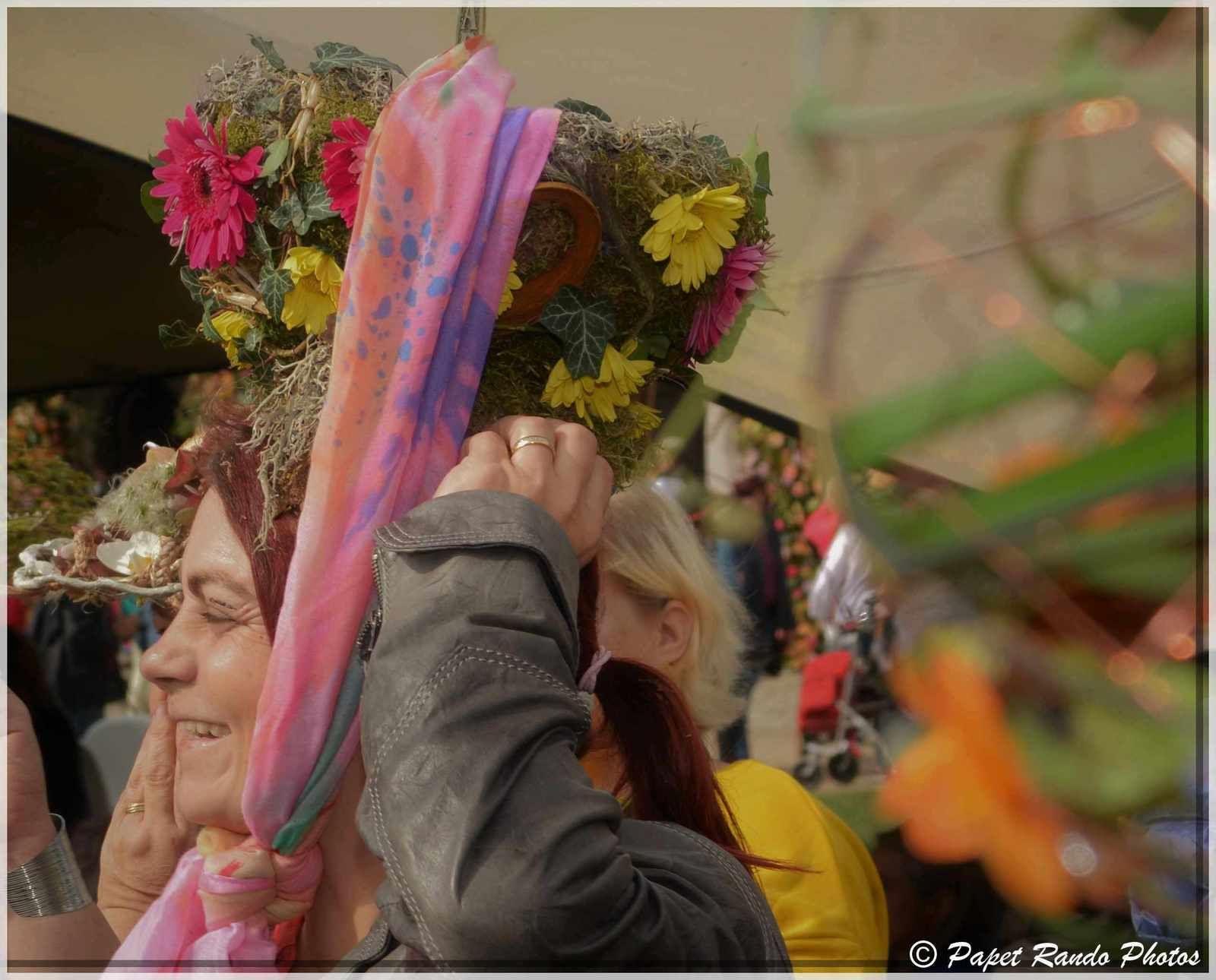 Comme chaque année le vendredi  a Fleurs Amour Bilzen