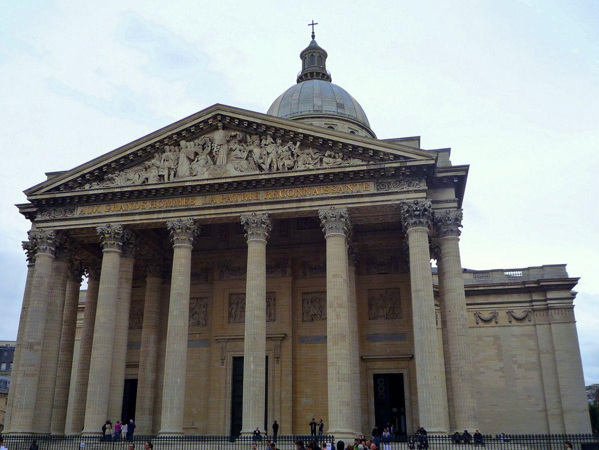 Diaporama journées du patrimoine 2011 : la Défense, Notre Dame de Paris, la Sainte Chapelle, le Panthéon, l'Assemblée Nationale(images personnelles, septembre 2011)
