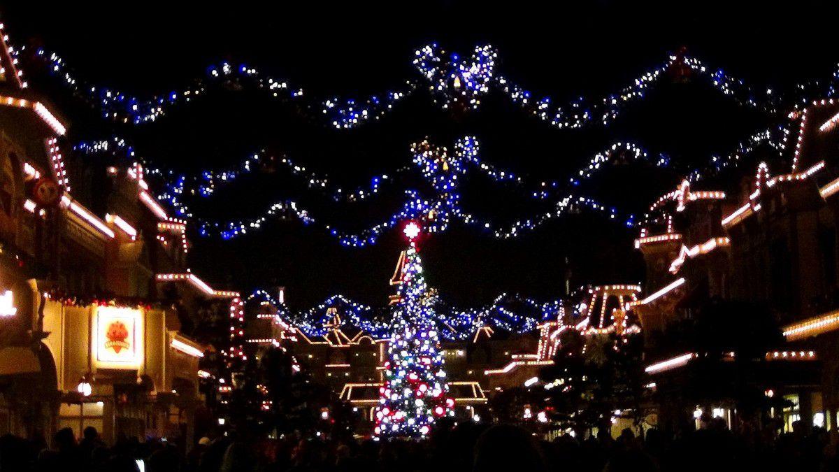 Quelques instantanés spécial Disneyland Paris (photos et vidéos personnelles)