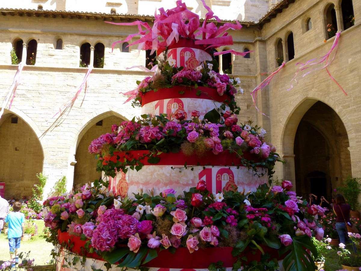 Les 10 ans d'Alterarosa au Palais des Papes d'Avignon
