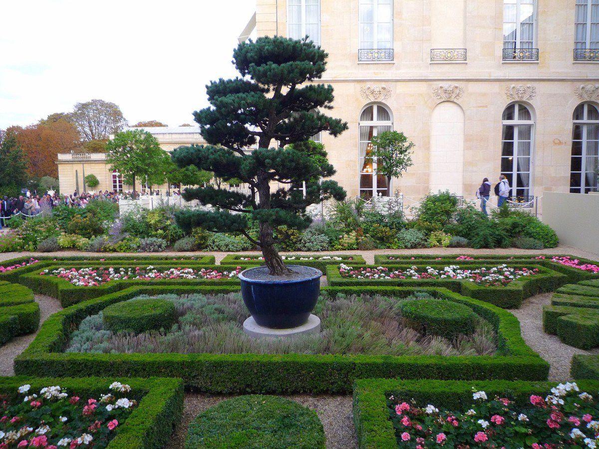 Métissage d'influences françaises, anglaises et asiatique dans cet espace souhaité par le président Jacques Chirac (septembre 2012, images personnelles)