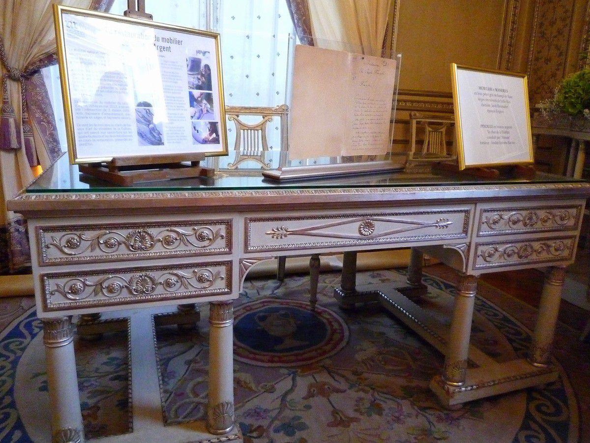 Le salon d'argent (septembre 2012, image personnelle)