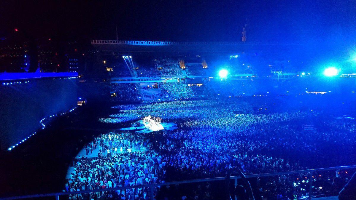 Une nuit au Stade Olympique de Barcelone avec U2