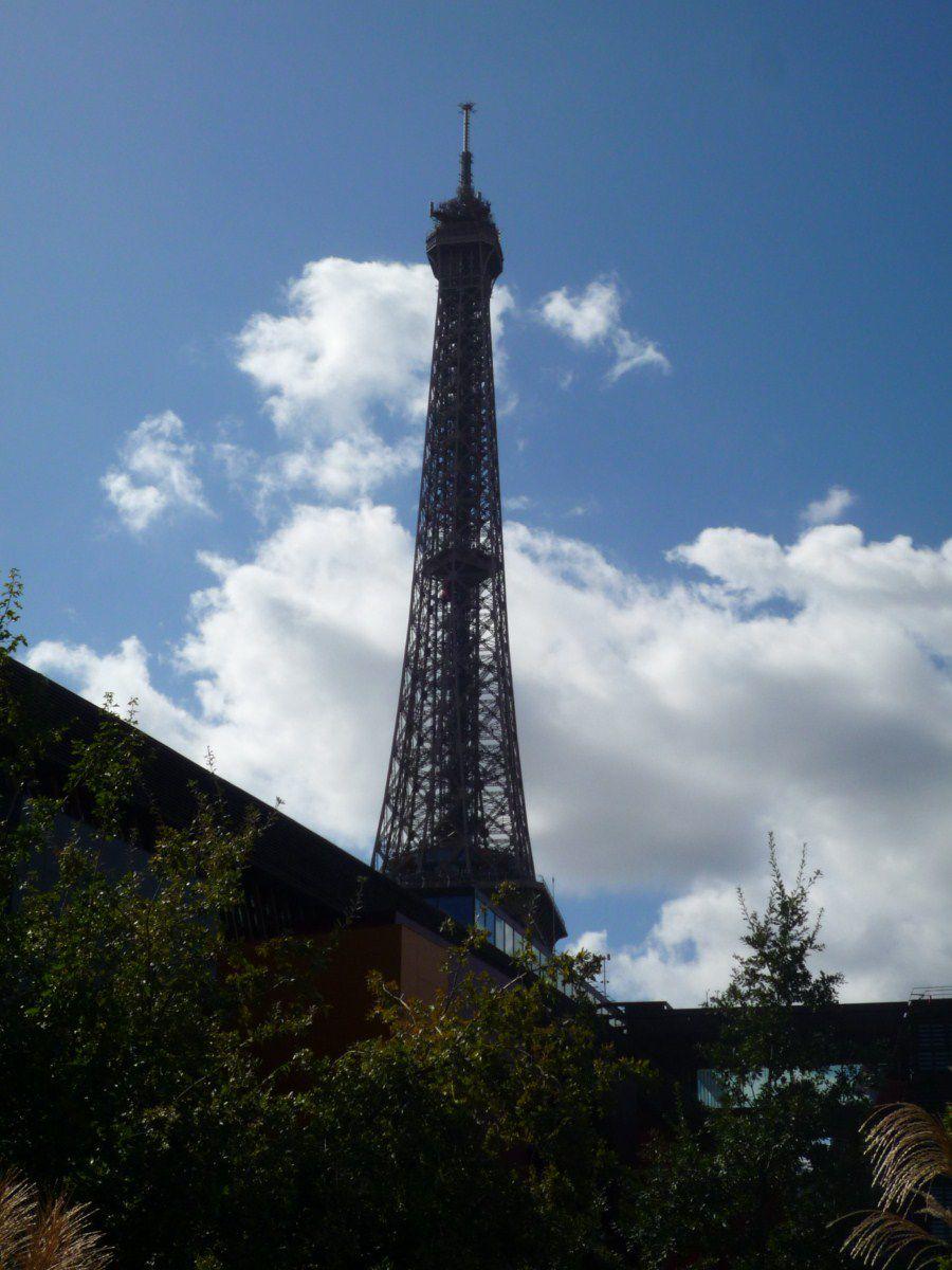 Deux petits souvenirs de cette visite qui commence à dater...(septembre 2011, images personnelles)