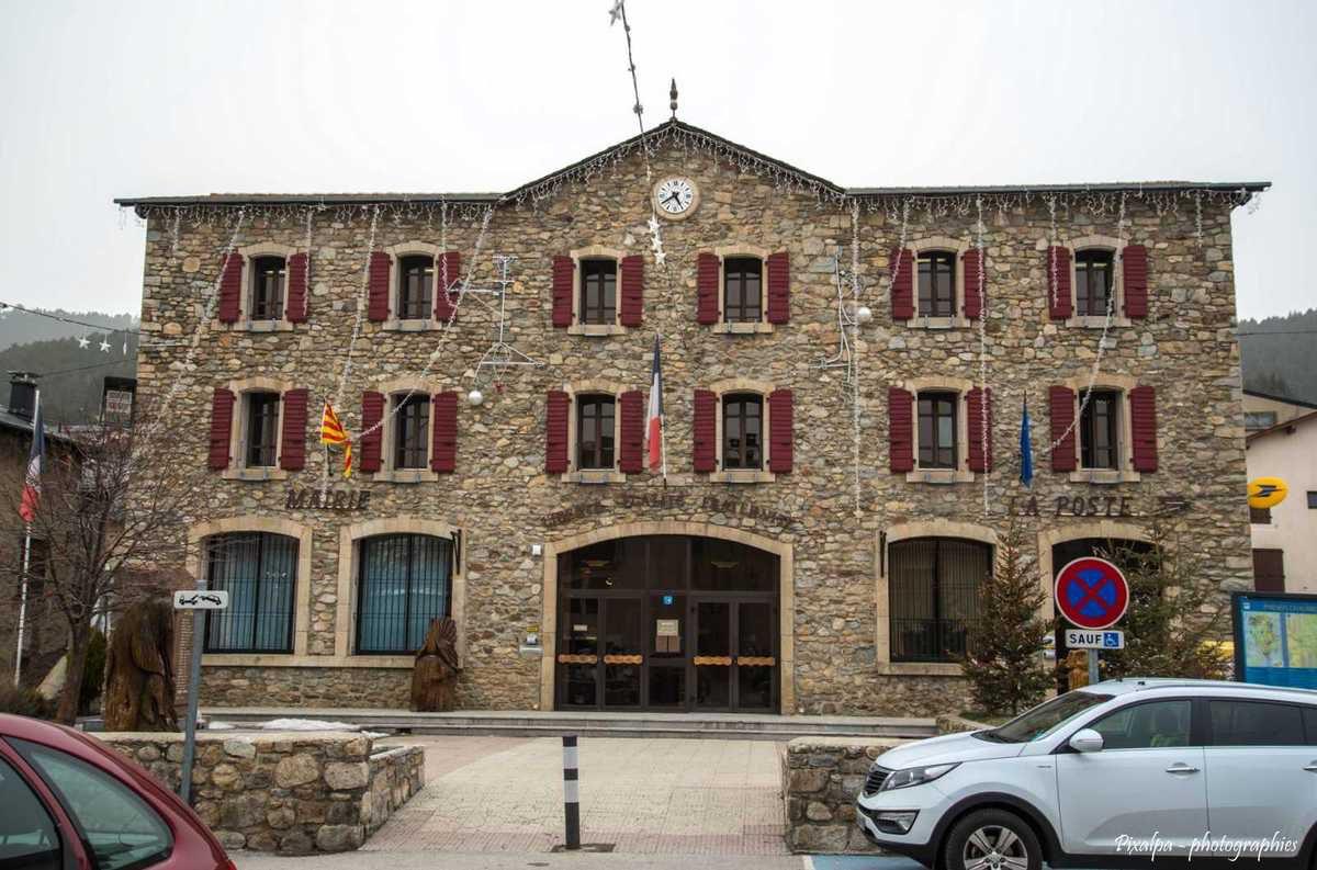 Les Angles , Pyrénées Catalanes .....