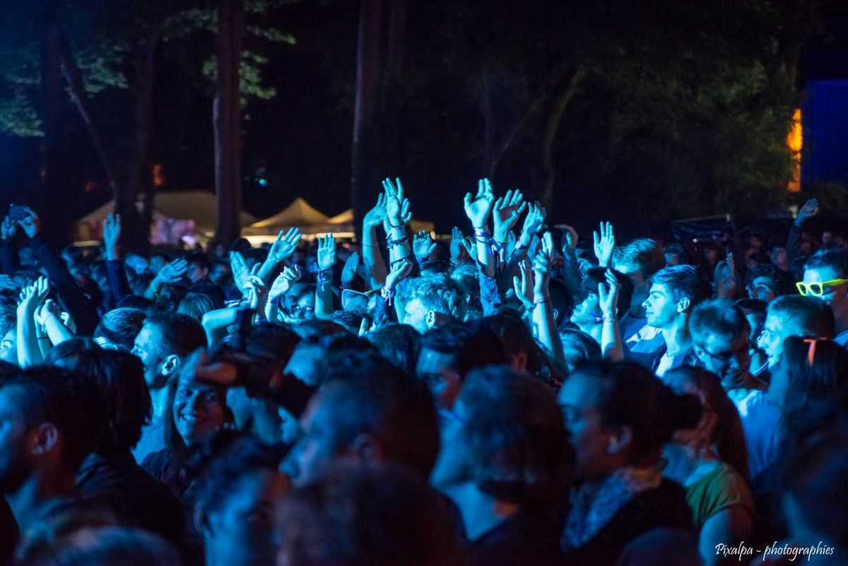 """Festival """" Le Fil du Son , édition 2017 à Civray (86)"""