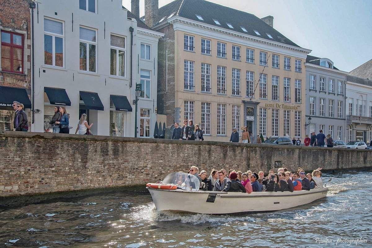 Une journée à Bruges , Flandre occidentale...