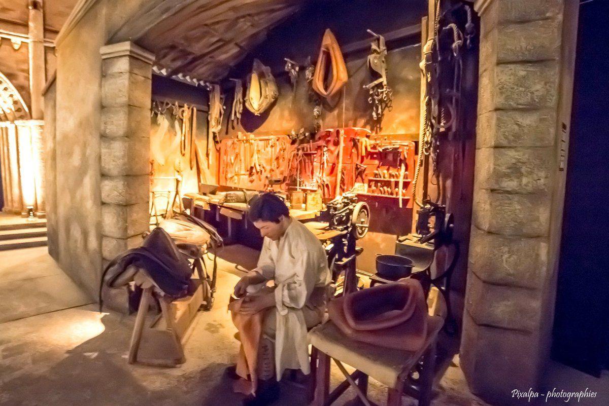 Musée du vieux Cormenier à Champniers (86)