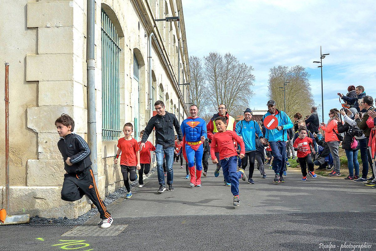 Semi-marathon de Chatellerault 2018 ...