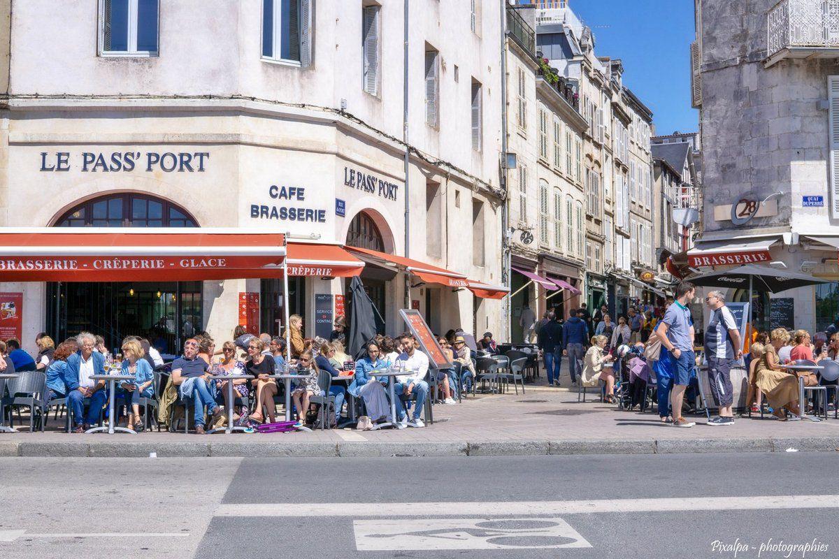 Notre sortie du 10 mai à La Rochelle ....