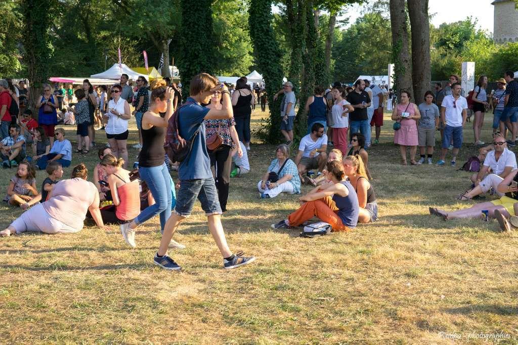 """Festival """"Au fil du son"""" 2018 , soirée du jeudi ..."""