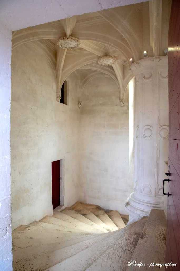 Chateau de La Rochefoucault ...