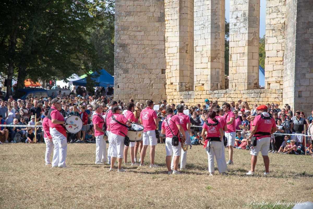 Abbaye de La Réau - grande fête du 30 septembre 2018 ...