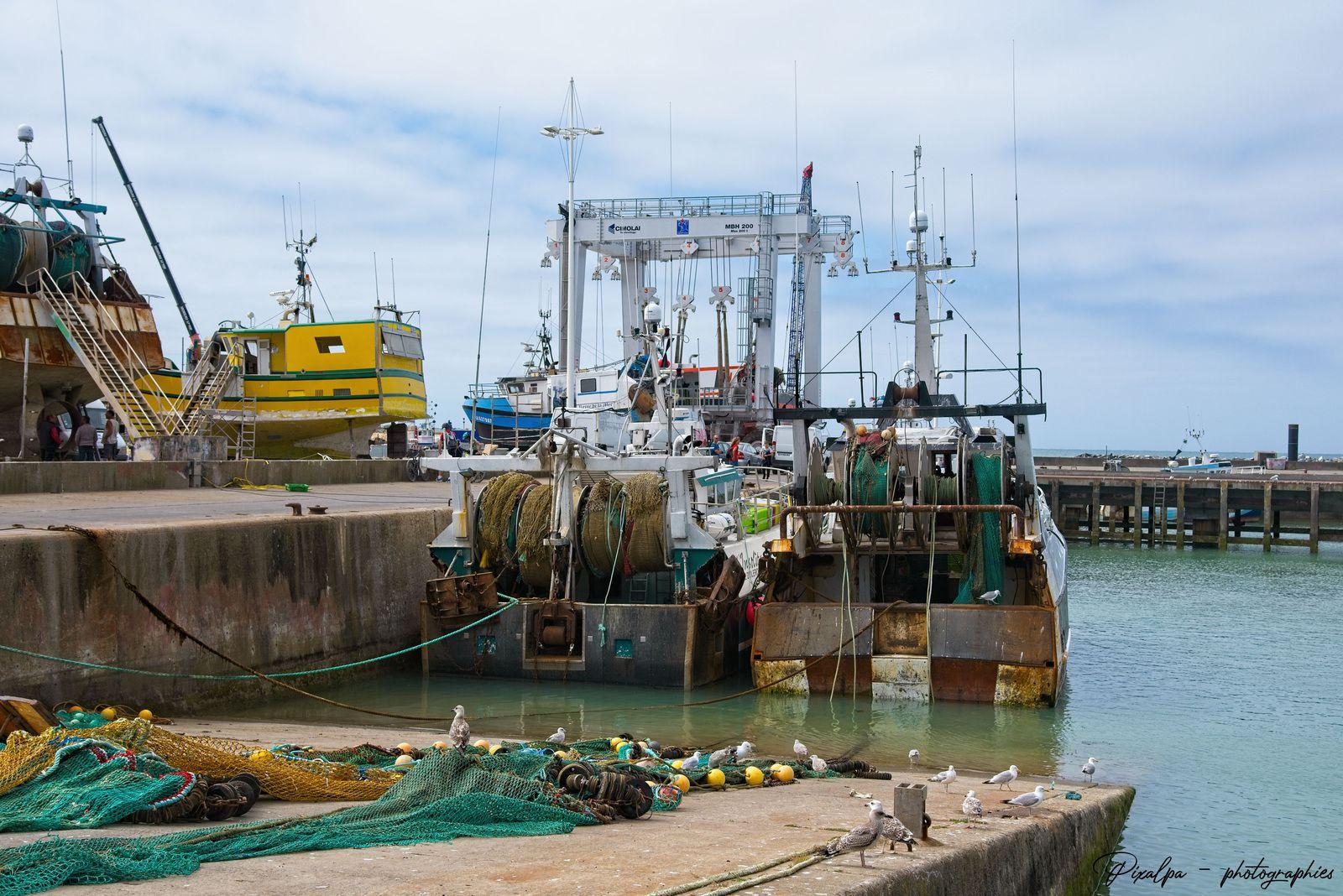 Ile d'Oléron 2020...plage de gatseau et le port de la Cotinière...