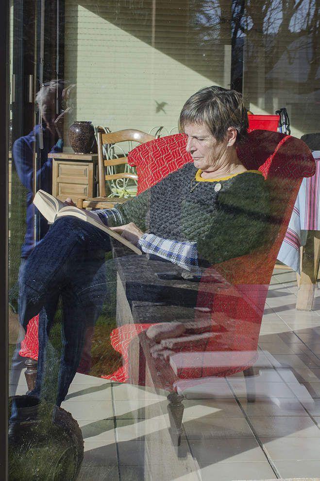 2019_02 :.... Martine, au fauteuil rouge...