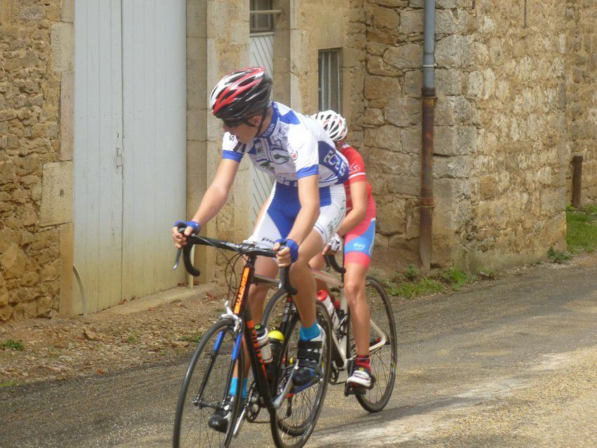 Course de Coligny